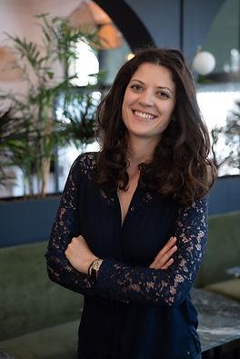 Portrait - Solène Tavernier (architecte