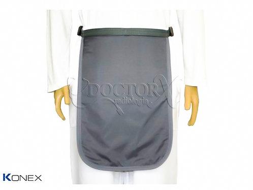 Avental para proteção de Órgãos genitais 30x45cm 0.50mm Pb