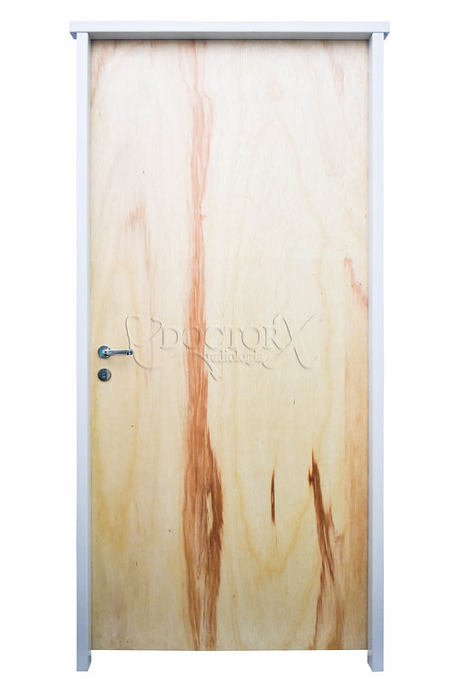 Porta de Chumbo Plumbífero 2mm - para Pintura