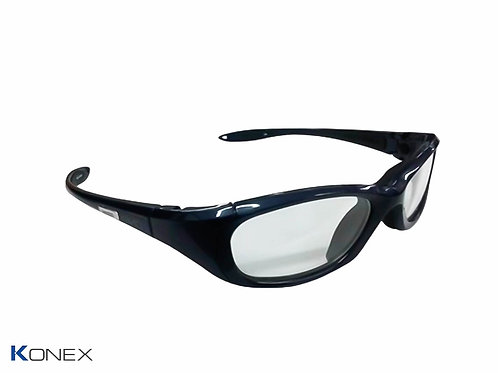 Óculos Plumbífero com proteção frontal 0.75mm Pb - Mod. ko-o710