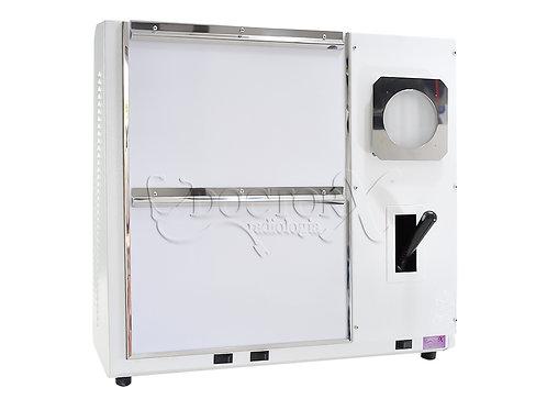 Negatoscópio Mamográfico de 2 Corpos para 4 Filmes de 18x24cm