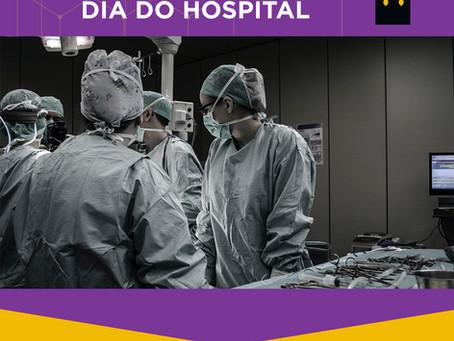 2 de Julho DIA DO HOSPITAL