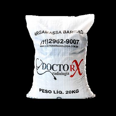 Doctor X Radiologia - Argamassa baritada