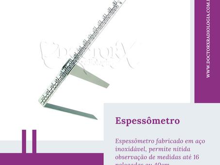 Espessômetro ☢