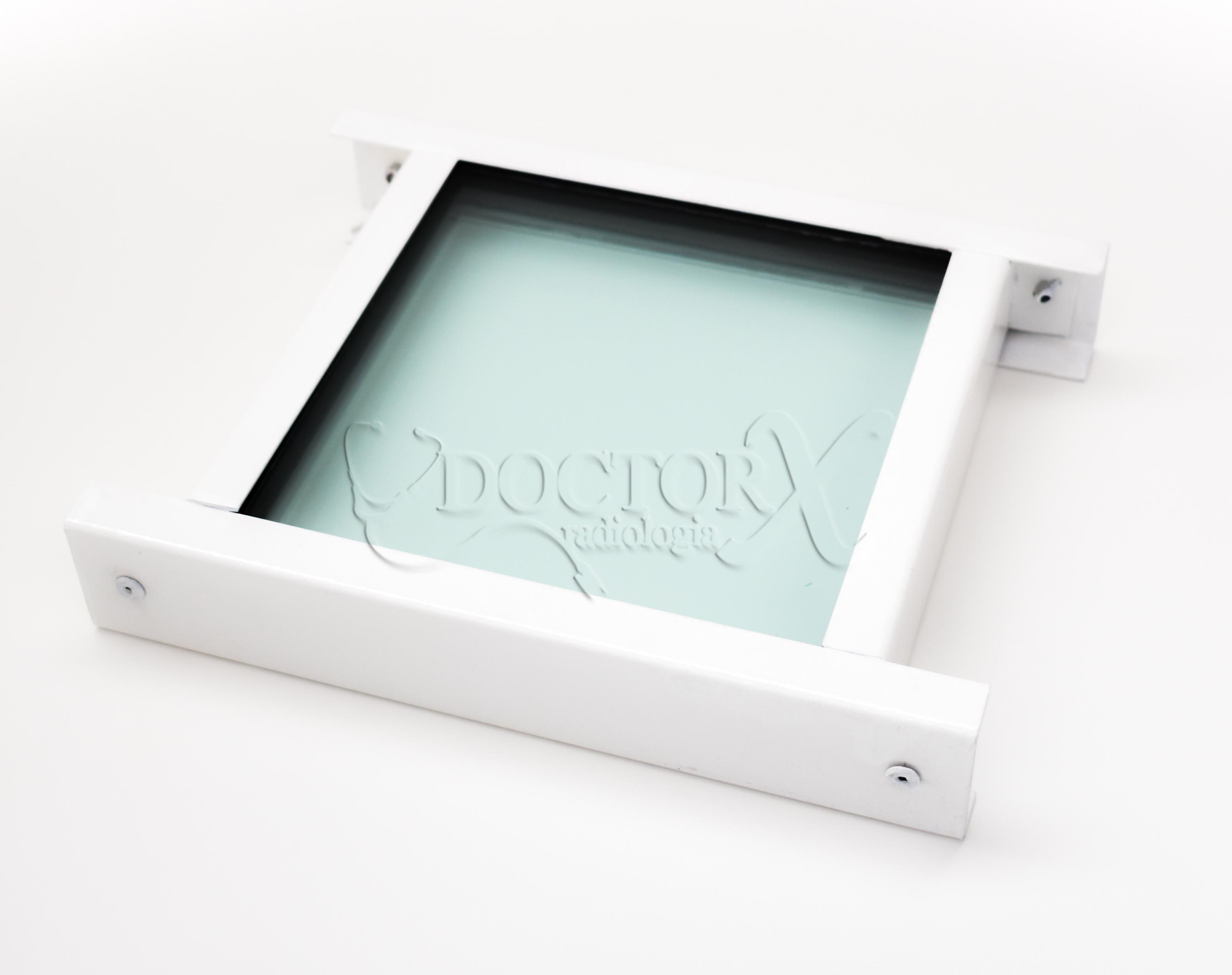 Visor Plumbífero 40 mm de espessura