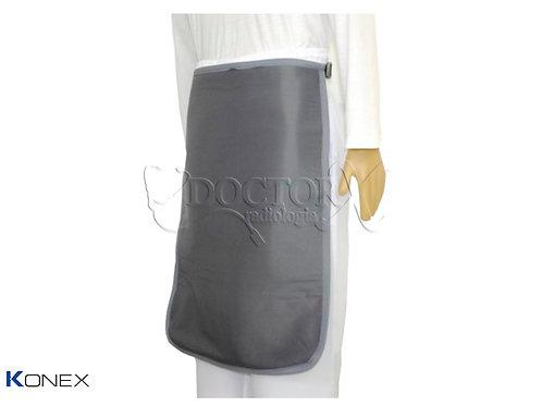 Avental para proteção de Órgãos genitais 45x60cm 0.50mm Pb