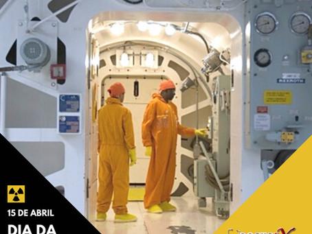 15 de Abril - Dia da Proteção Radiológica ☢️