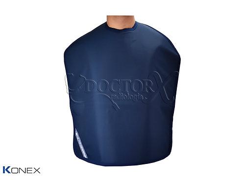 Avental Plumbífero Periapical para paciente adulto 0,50mm Pb 76x60cm