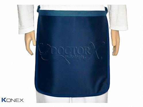 Avental para proteção de Órgãos genitais 37x40cm 1,00mm Pb