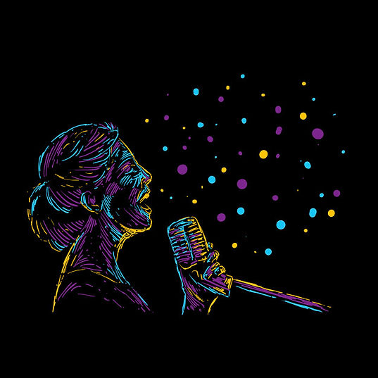abstract-female-singer-vector-illustrati