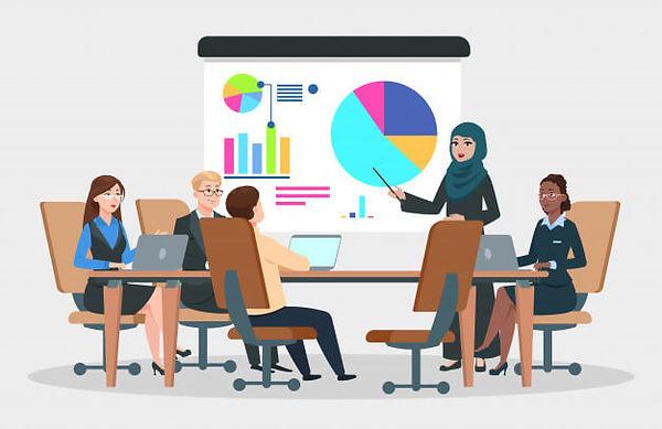 business-meeting-vector-arab-businesswom