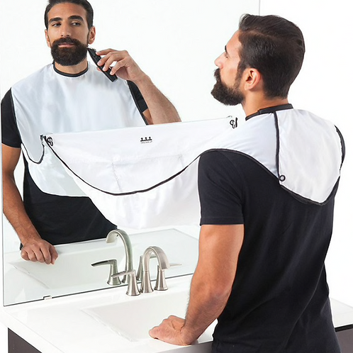 Beard Bib or Beard Apron Cape
