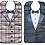 Thumbnail: Adult Mens Tuxedo Bib or Commuter Clothes Protector