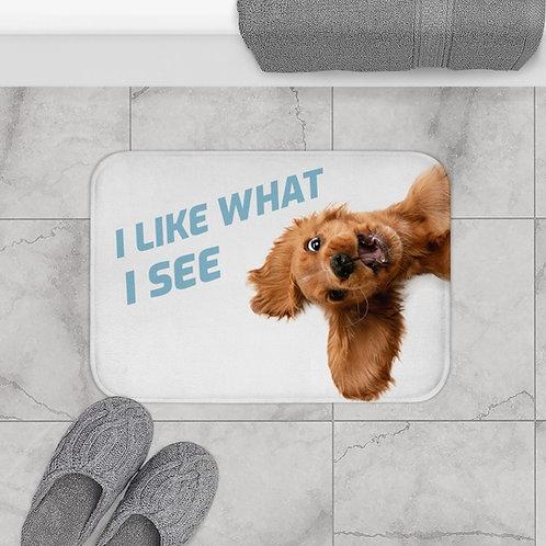 Bath Mat - I Like What I See