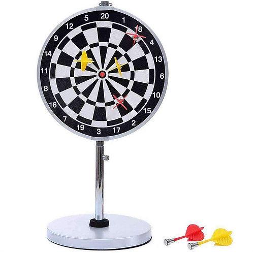 Tabletop Magnetic Dart Board AKA Dad Darts