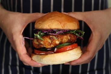 Snapper burger