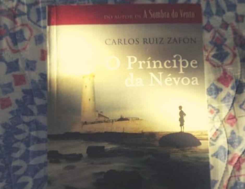livro, escritor, resenha do livro, O Príncipe da Névoa, Carlos Ruiz Zafón