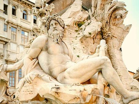 Deuses, Mitologia e Livros de Ficção Fantástica