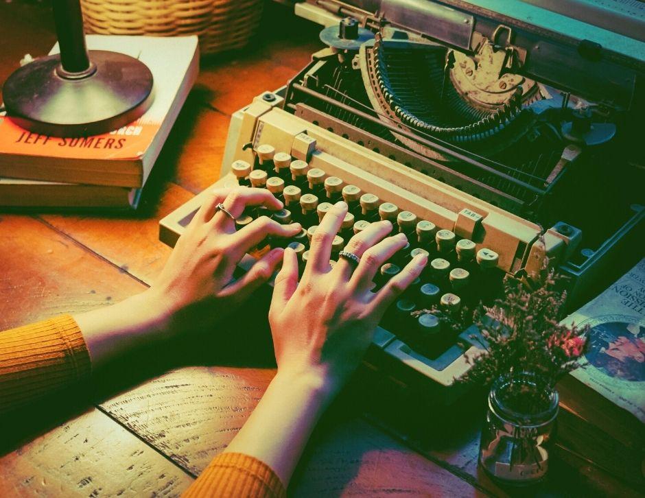 livro, escritor, marketing digital