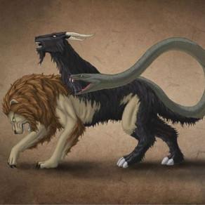 RPG e Suas Criaturas: Quimeras