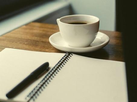 Vida de Escritor: Como Organizar as Ideias?