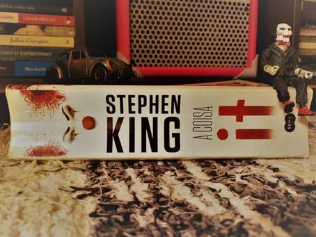 Resenha de It: A Coisa O Livro de Stephen King e O Medo mais Profundo