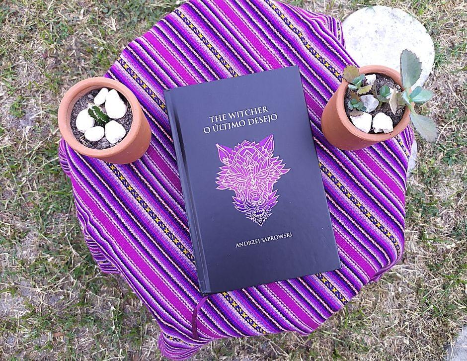 Resenha do Livro The Witcher O Último Desejo. Aventura e Bruxaria Fantástica