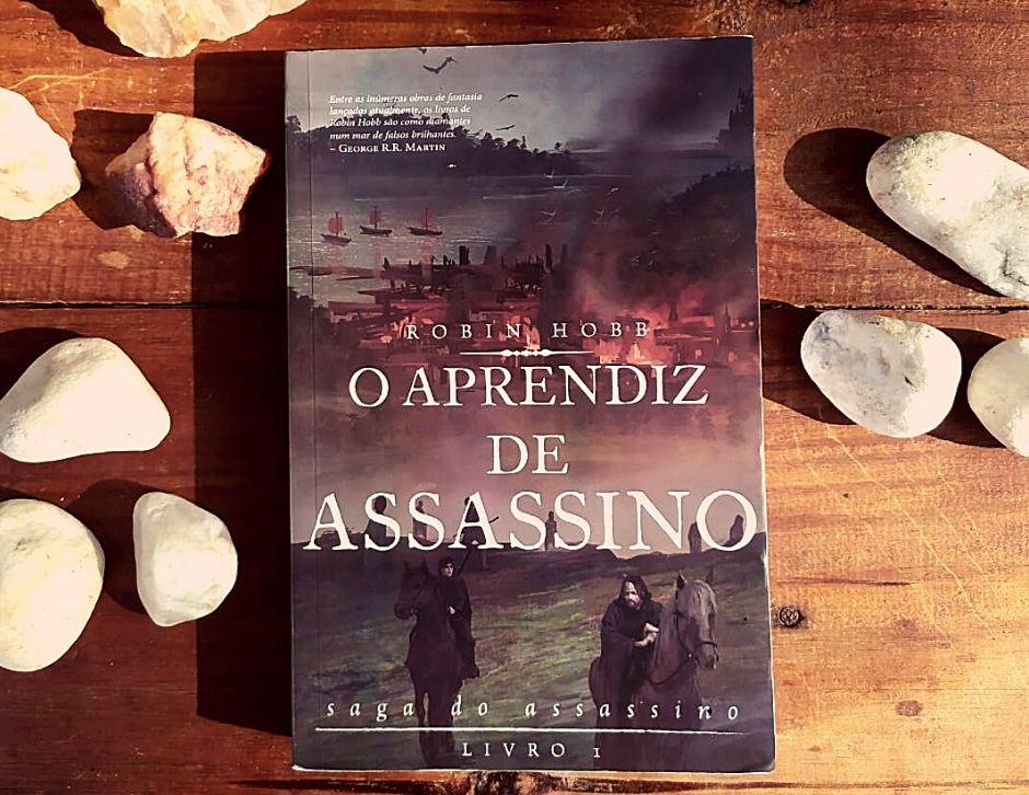 livro, escritor, resenha, a saga do assassino, indicação de leitura