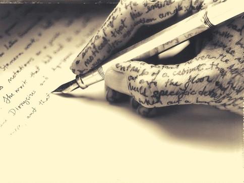 A Arte de Reescrever é o Amor e o Ódio de todo Escritor
