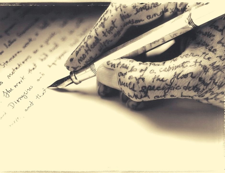 A arte de reescrever é o amor e o ódio de todo escritor (taniagorodniuk.blogspot.com)