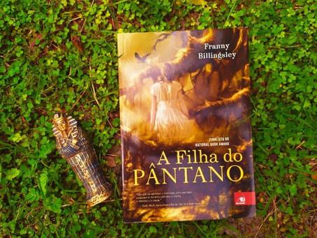 Resenha: A Força Feminina com o livro A Filha do Pântano