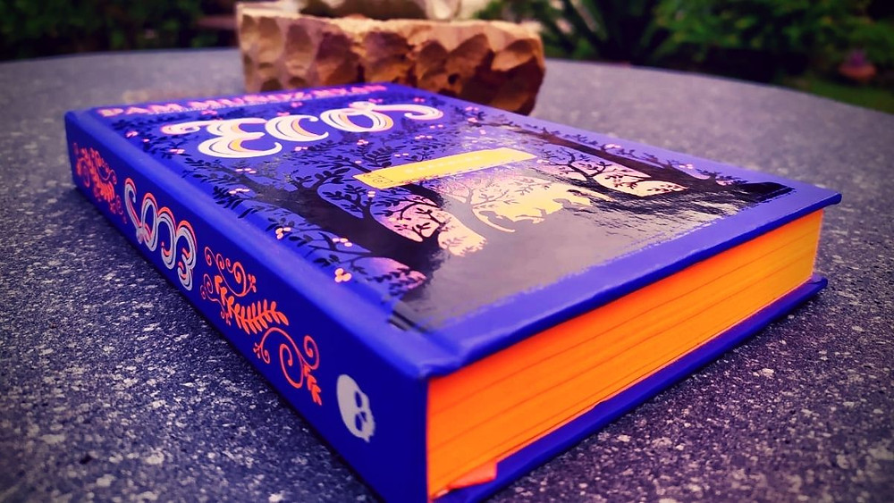 livro, ecos, resenha do livro, resenha