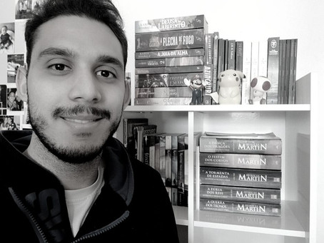 Escritores Nacionais: Mateus Queiroz e o Mundo de Deleroth