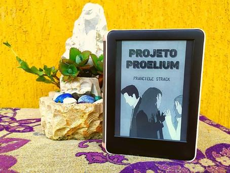 Resenha: Os Mistérios Avassaladores do Livro 'Projeto Proelium'