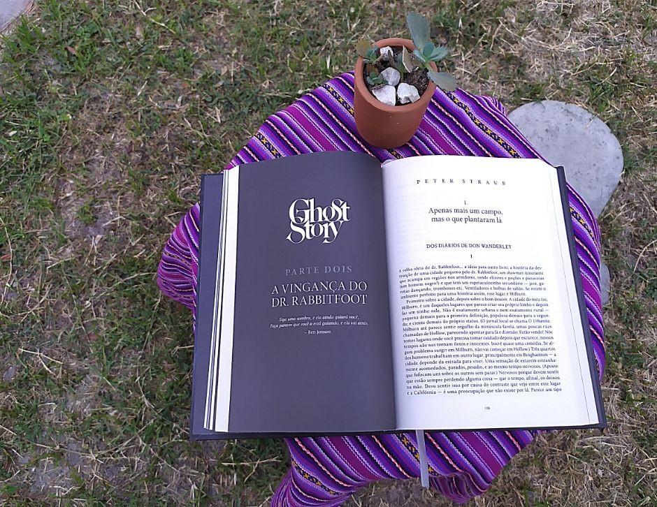 Resenha Ghost Story e o Segredo de um Passado Sombrio (Foto: GMRhaekyrion)