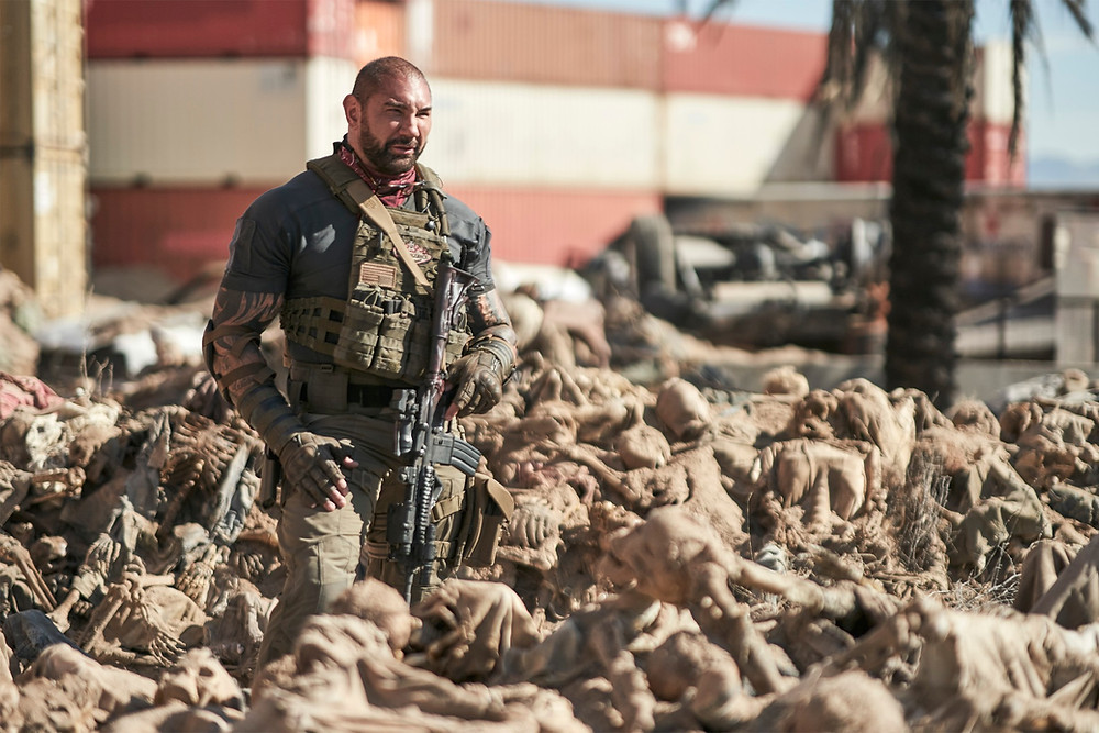 Ressignificando o Clichê com Army of The Dead Invasão em Las Vegas