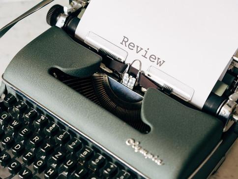 A Importância da Revisão Crítica para o Escritor e seus Livros