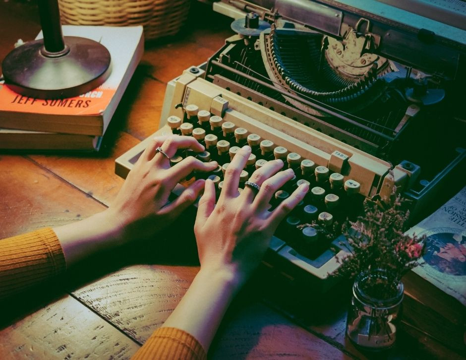 escrita criativa, escritor, livro