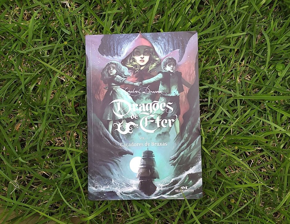 Resenha Dragões de Éter, Caçadores de Bruxas. Uma Fantasia Sombria (Foto GMRhaekyrion)