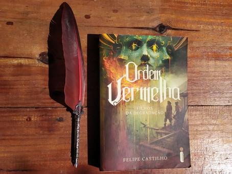 Ordem Vermelha Livro de Fantasia brasileiro que vai te conquistar