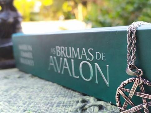 As Brumas de Avalon, Livro Sobre Rei Arthur Pelo Olhar Feminino