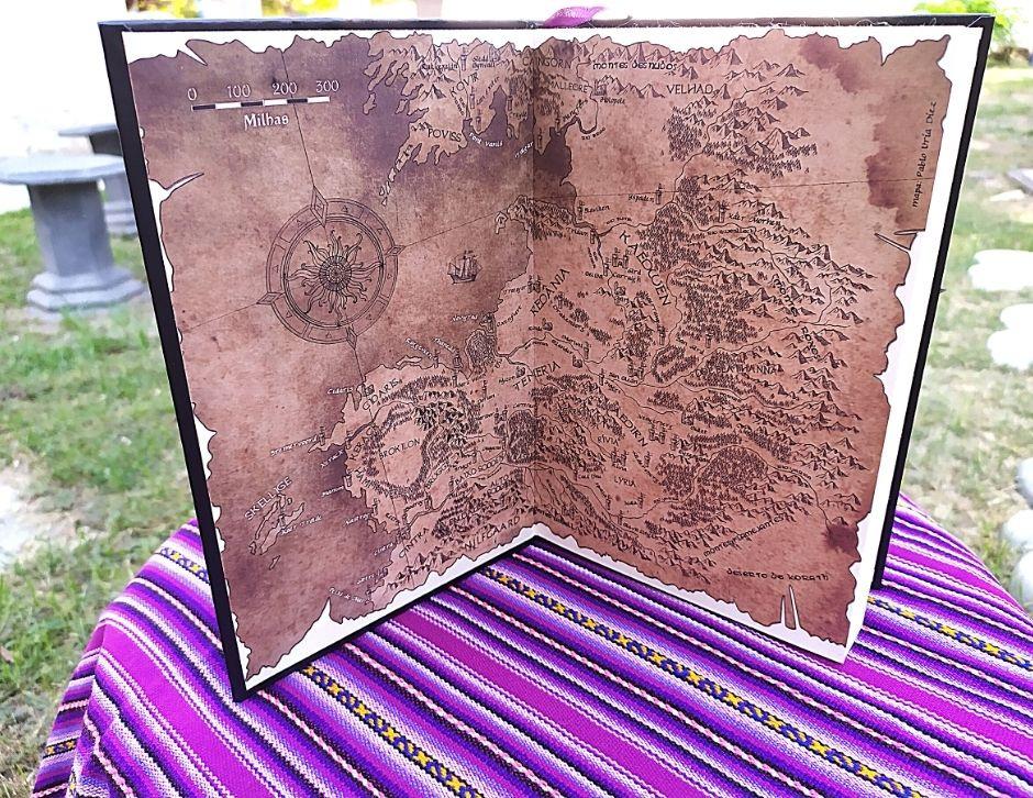 Resenha do Livro The Witcher O Último Desejo. Aventura e Bruxaria Fantástica (Foto GMRhaekyrion)