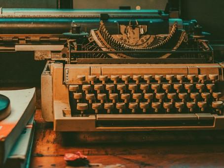 Escrever é uma Necessidade Fisiológica
