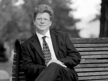 Escritor Keith Donohue e sua Magia Hipnótica Para Livros De Terror