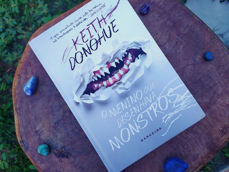 O Menino que Desenhava Monstros, Resenha do Livro de Keith Donohue
