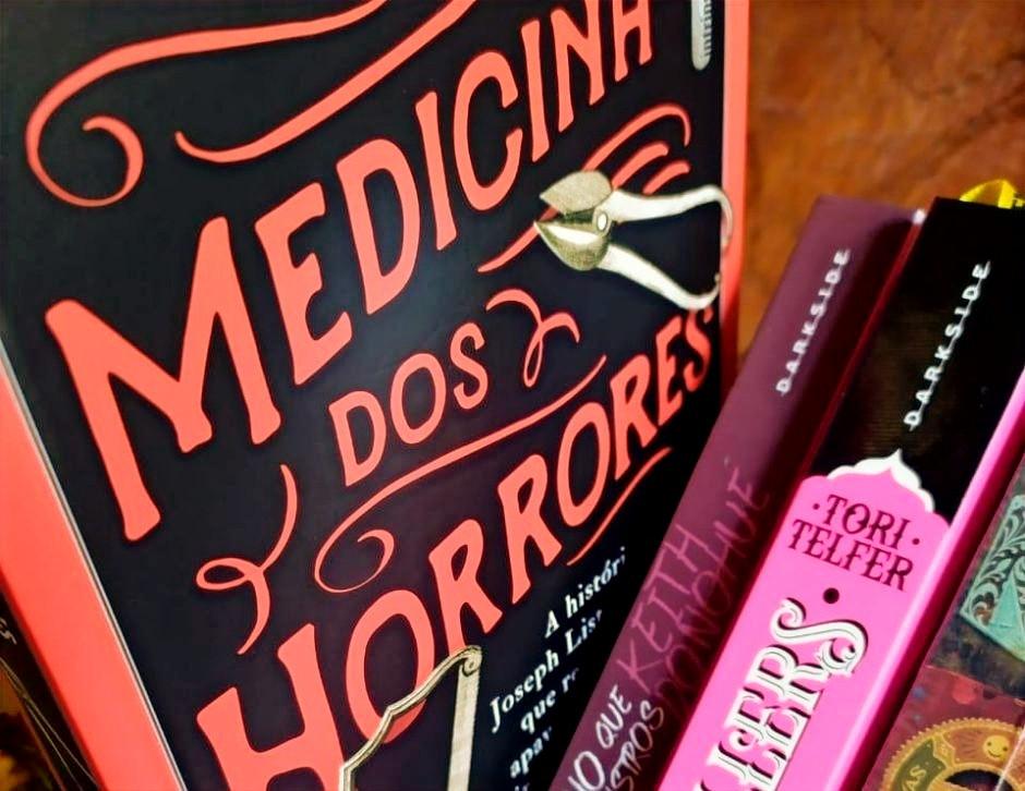 Resenha do Livro: Medicina dos Horrores