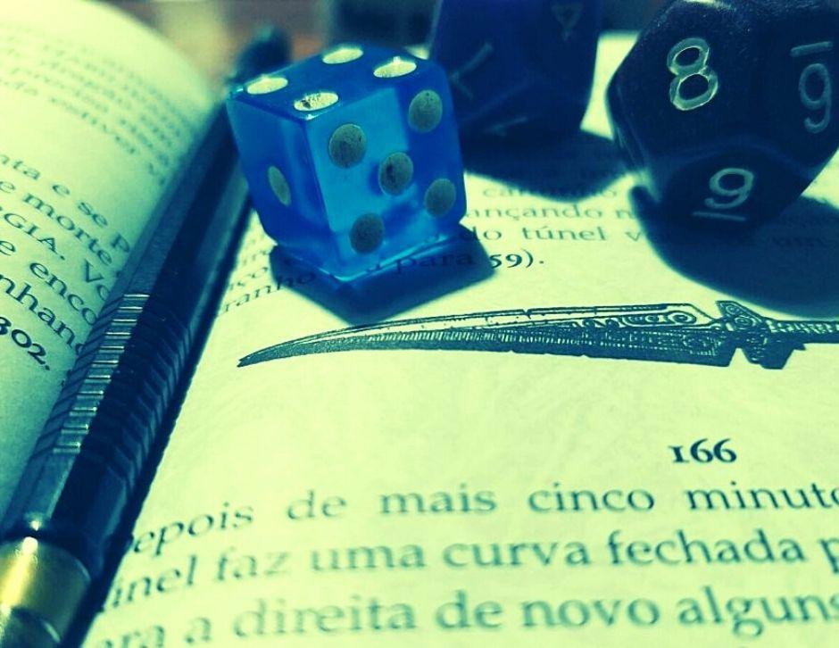 Livros e RPG