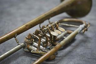 Restauration von Blechblasinstrumenten