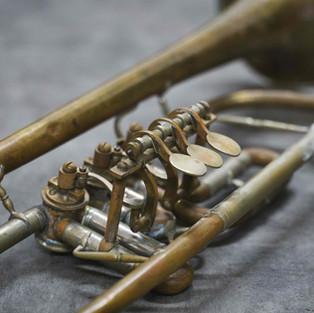 Reparatur, Generalüberholung oder Restauration einer alten Trompete?