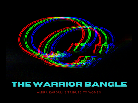 Amira Karouli's Tribute to Women